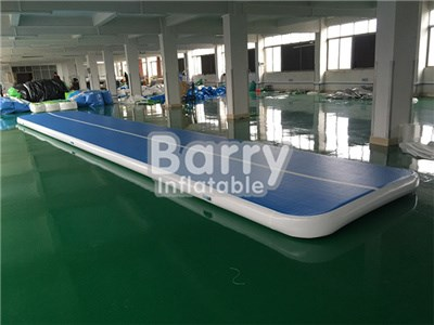 PVC cheap price gymnastics equipment inflatable gymnastics mats manufacturer BY-AT-001