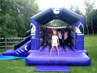 Halloween Customized Size Inflatable Bounce House For Sale