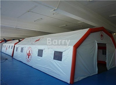 Movable Easy Set Up Military Inflatable Medical Tent BY-IT-053