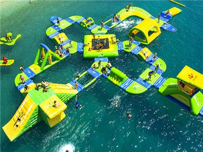 Wave Island Wibit Sport Park 65 Parts For Adult BY-IWP-003