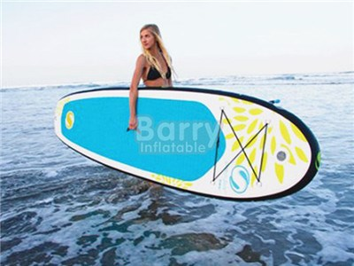 Cheap Water Sport Standup Inflatable SUP Paddle Board Wholesale BY-PD-031