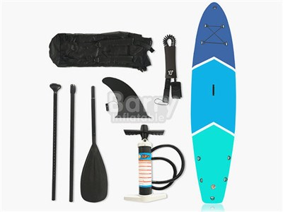 Blue Inflatable Stand Up Paddle Board fishing SUP Boards BY-PD-035