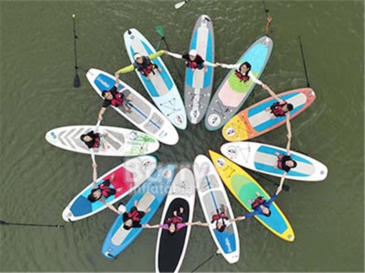 Drop Stitch PVC Inflatable Paddle Board